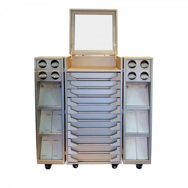 S0072/3 - Sartoro brand jewelry cabinet
