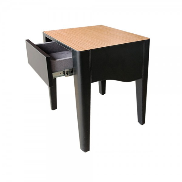 T0091 - Natee Side Table with Drawer