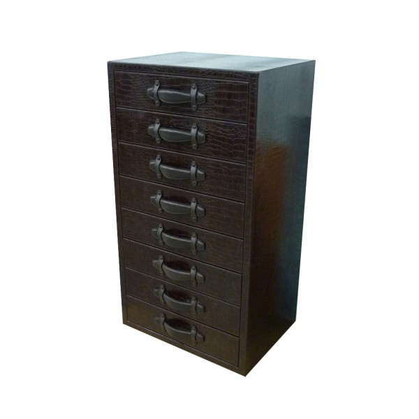 S0062 - The Layer Jewelry Cabinet 8 Drawers