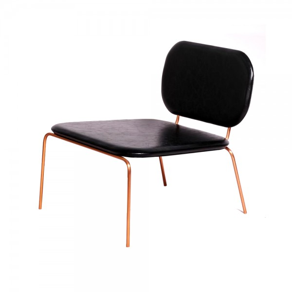 C0019 - Horus Lounge Chair x Copper