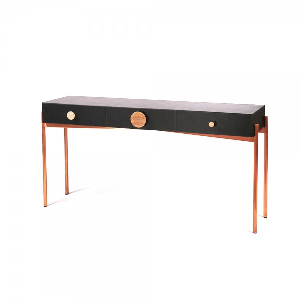 T0063 - Horus Console Table x Copper