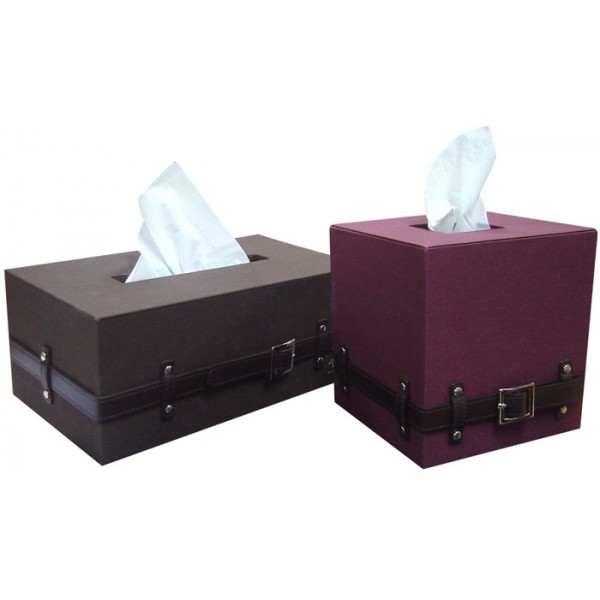 C0332/1 | Square Tissue box