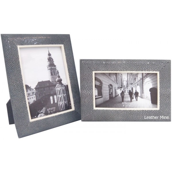 MD0065, 64 | Shagreen photo frame