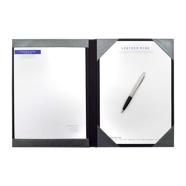 6182 - Grey | Menu folder