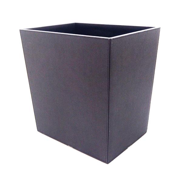 GL00001 | Wastebin Grey grid