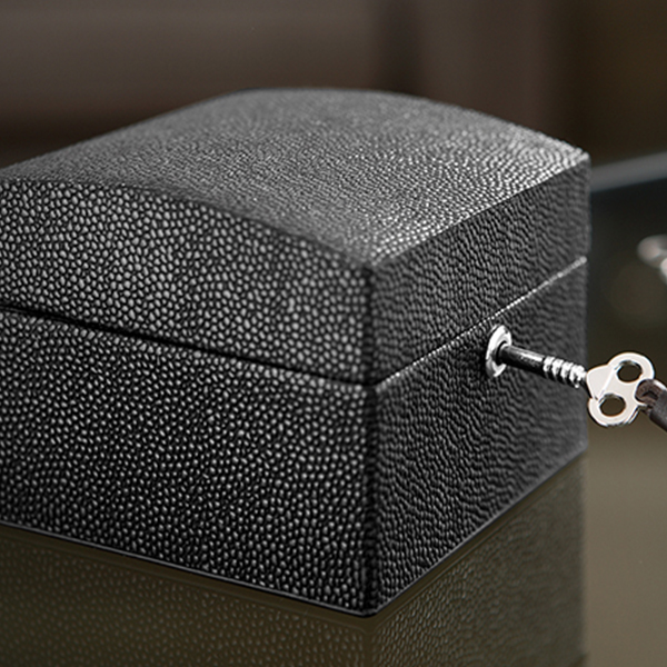 U933/1 | Faux Stingray jewelry box