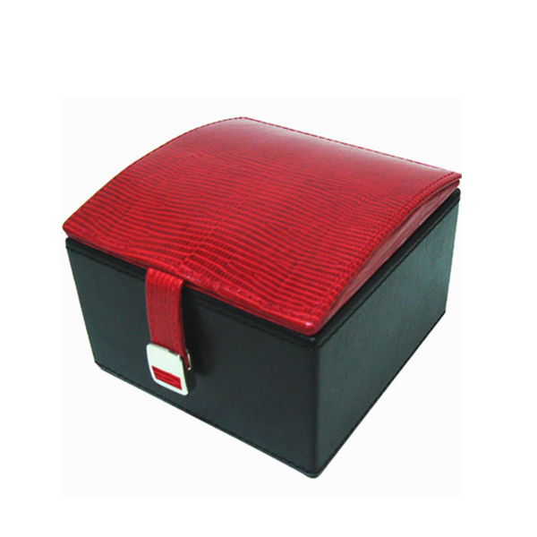 W0136 | Red Lizard Jewelry Box
