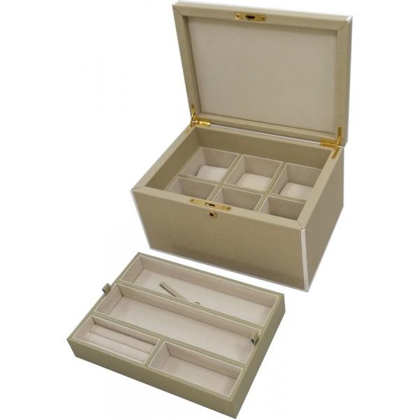 12321 | Faux Stingray Jewelry Box