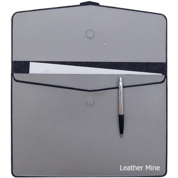 6089 | Document bag the felt