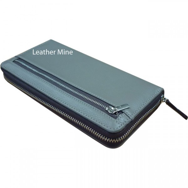 1261/1 | Long wallet zipper