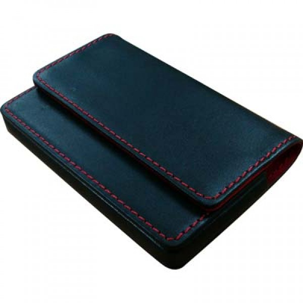 2067/1 | Name Cardholder with red sewing