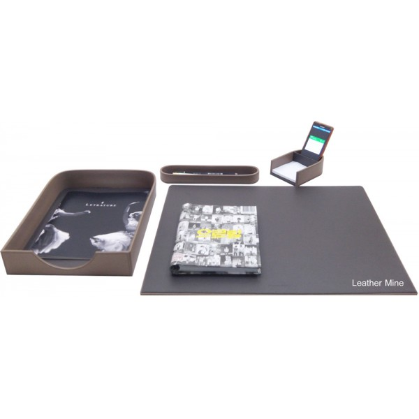 DS-KT | Bonded Deskset with Round